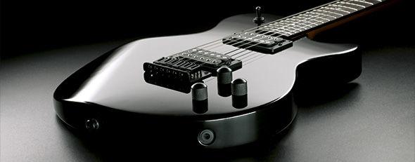 LAG Imperator I66 BLK električna gitara