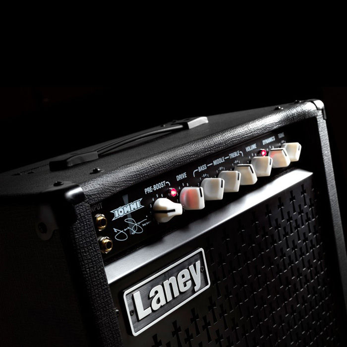 Laney TI15-112 gitarsko pojačalo, Tony Iommi signature