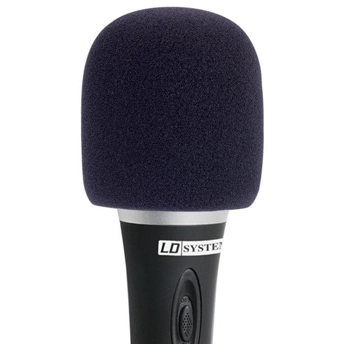 LD Systems D913BLK sundjer za mikrofon