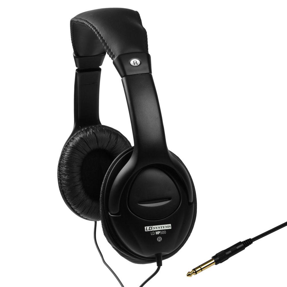 LD Systems HP500 slušalice