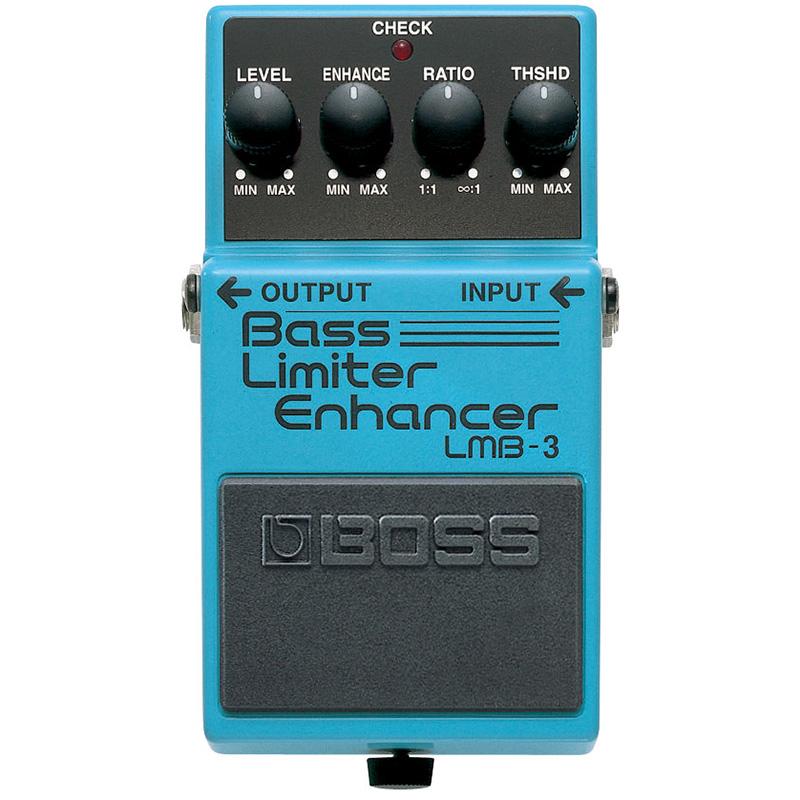 Boss LMB-3 Bass Limiter  Enhancer