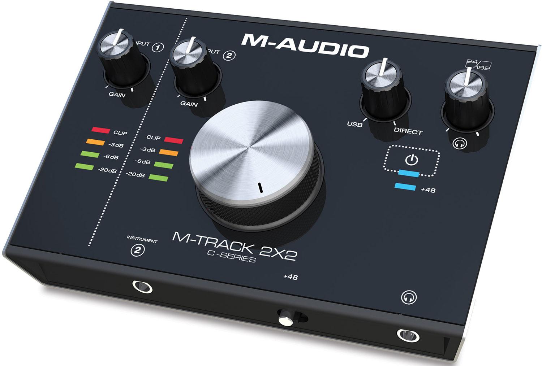 M-Audio M-Track 2X2 audio interfejs