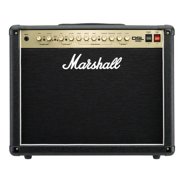 Marshall DSL40C gitarsko pojačalo