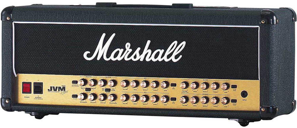 Marshall JVM410H gitarsko pojačalo glava (MADE IN ENGLAND)