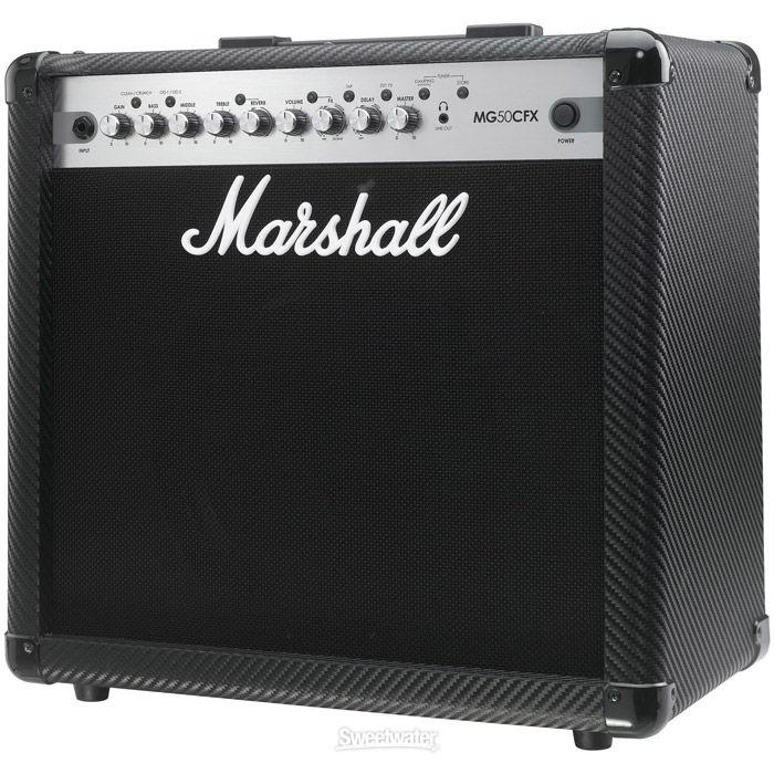 Marshall MG50CFX gitarsko pojačalo