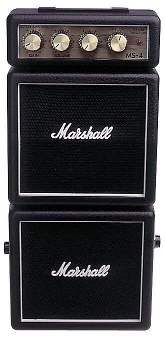 Marshall MS-4 micro pojačalo