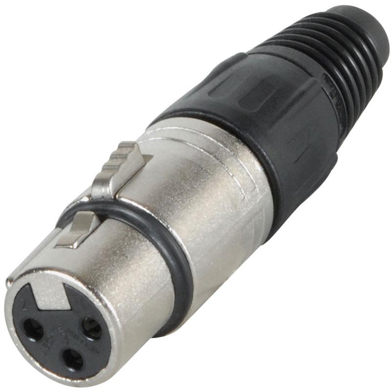 Neutrik NC3FX ženski XLR konektor