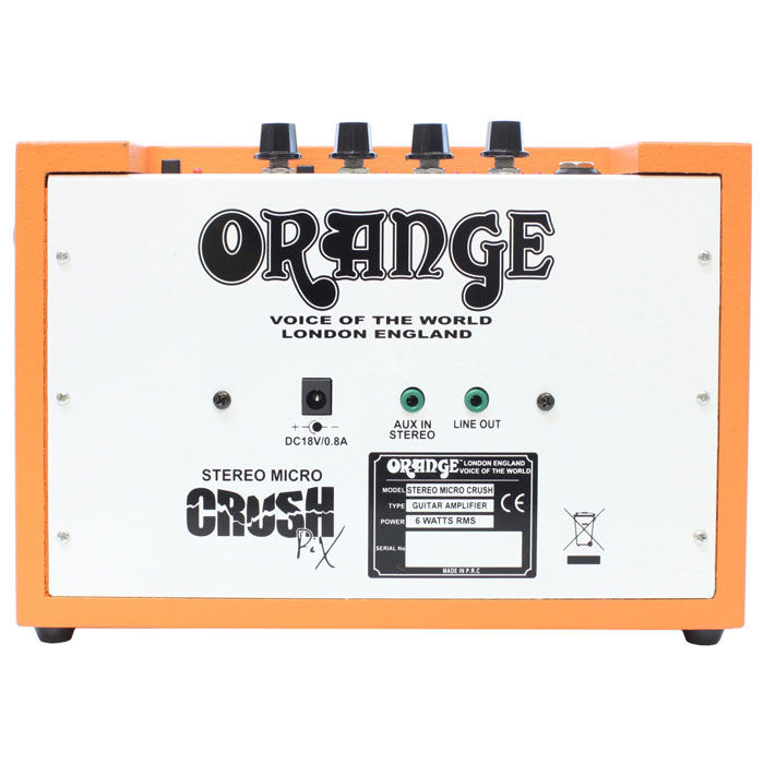 Orange CR6S Stereo Micro CRUSH PiX gitarsko pojačalo