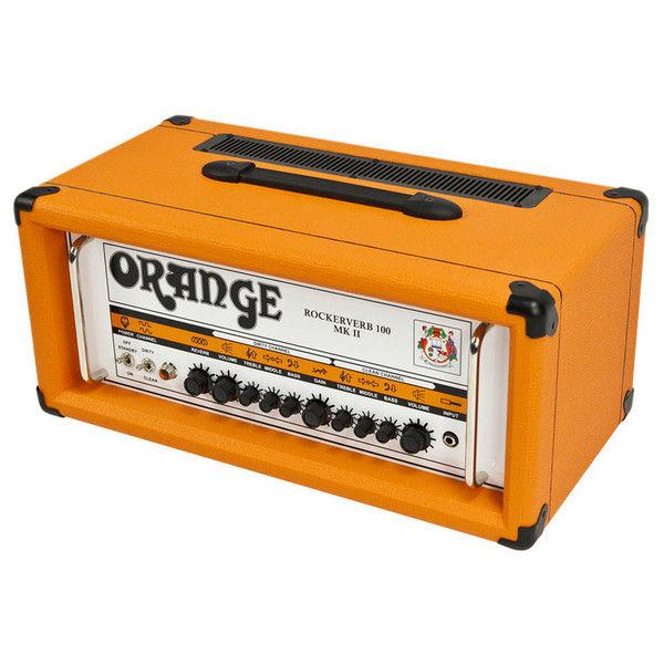 Orange Rockerverb 100 MKII gitarsko pojačalo glava