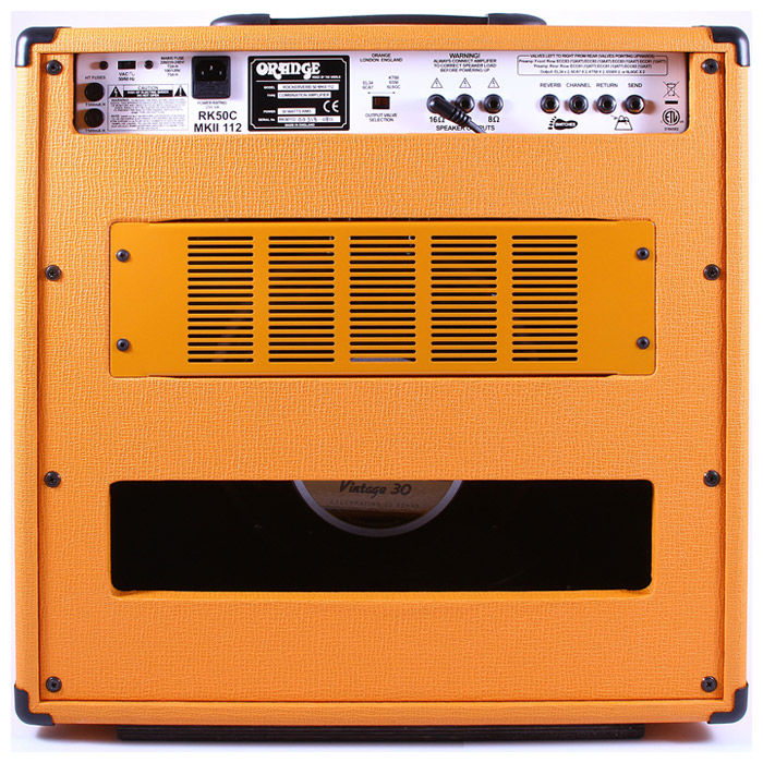 Orange Rockerverb 50 MkII 1×12 Combo gitarsko pojačalo