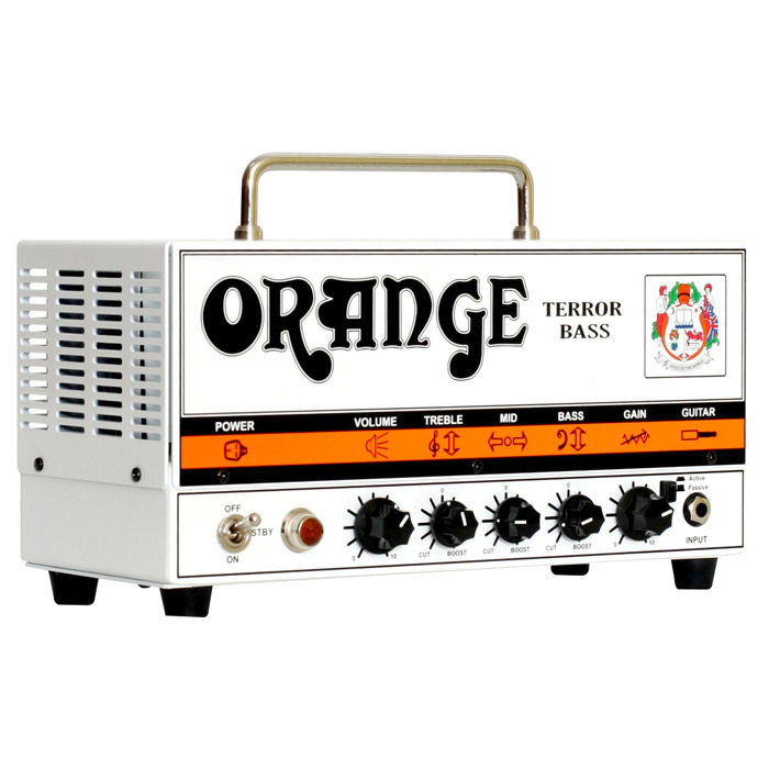 Orange Terror Bass 500 bas pojačalo glava