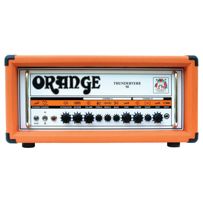 Orange Thunderverb 50 gitarsko pojačalo glava