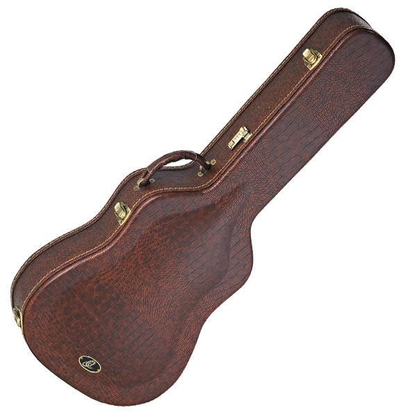 Ortega OGAC-30BR kofer za Grand auditorium akustičnu gitaru