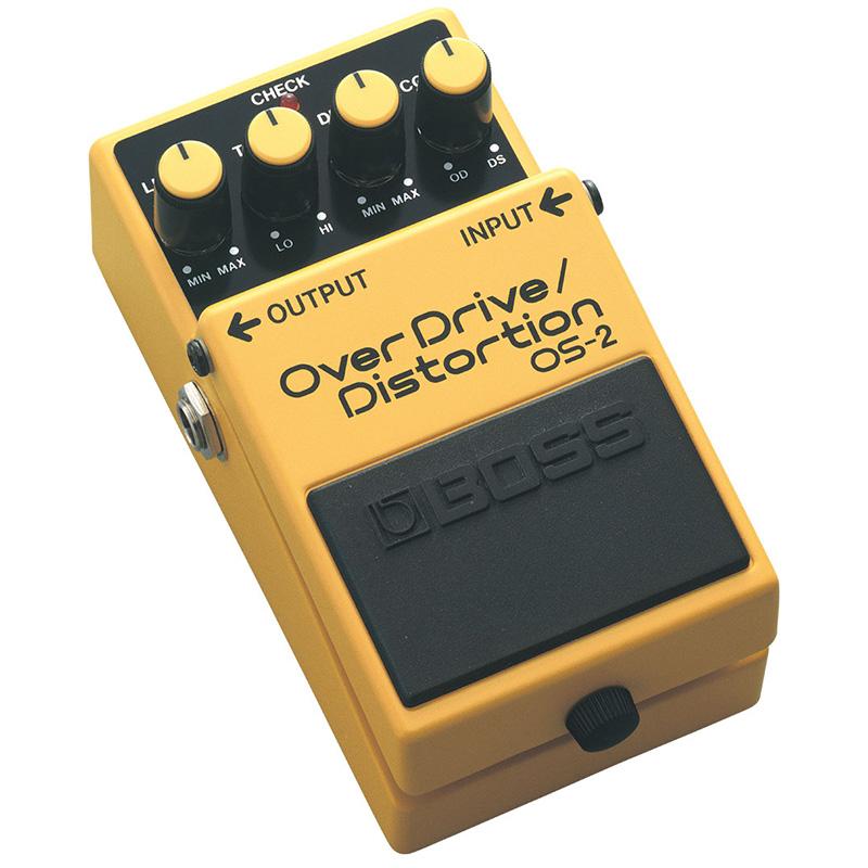 Boss OS-2 Overdrive / Distortion