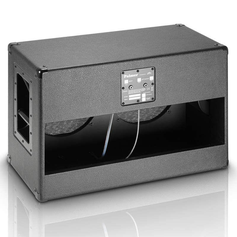 Palmer 2X12″ PCAB212B gitarska kutija bez zvučnika (open-back)