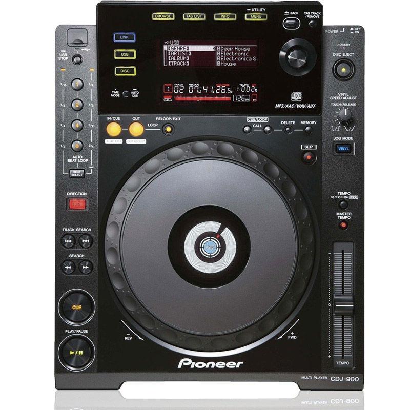 Pioneer CDJ-900NXS cd player