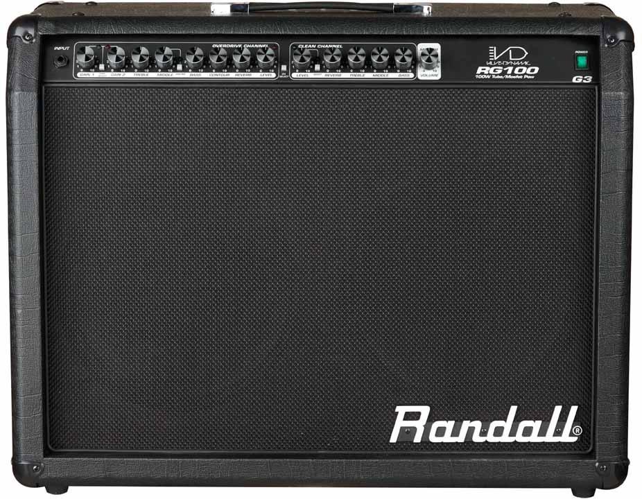 Randall RG100 G3 gitarsko pojačalo