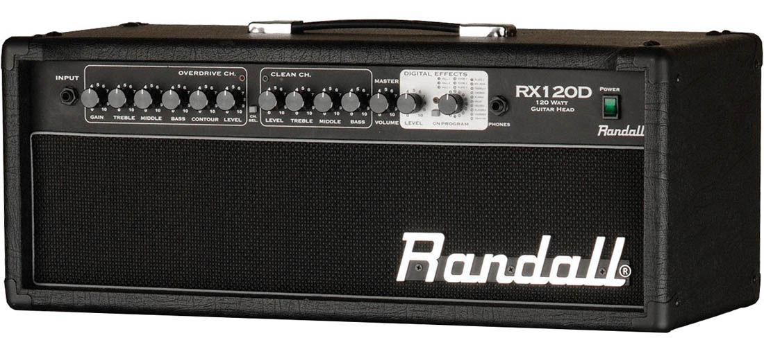 Randall RX120D gitarsko pojačalo glava