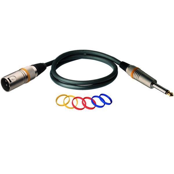 Warwick RockCable RCL 30386 D6 M mikrofonski kabl 6m