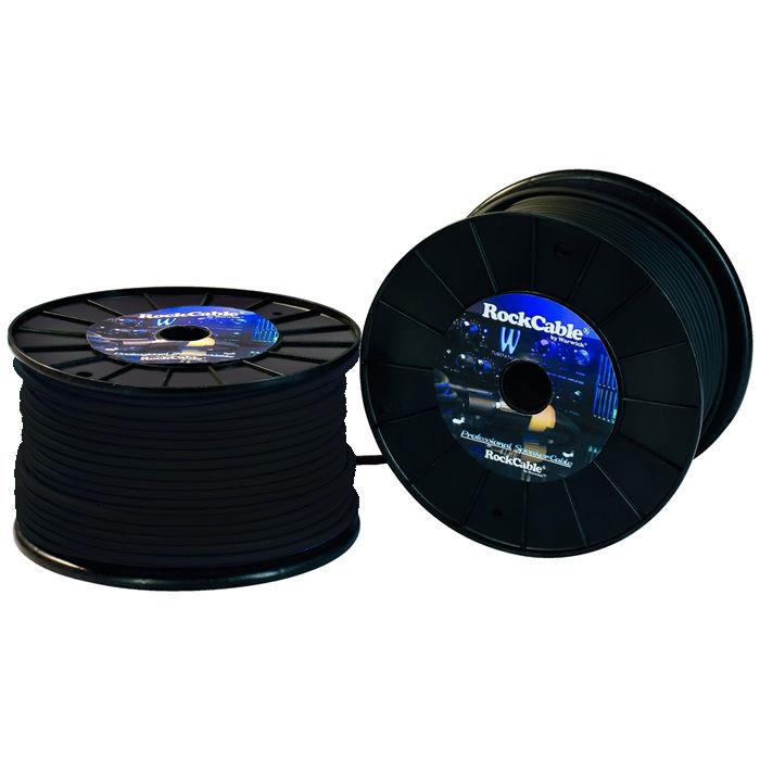 RockCable RCL10500 D8 BLK 2x 2,5mm zvučnički kabl