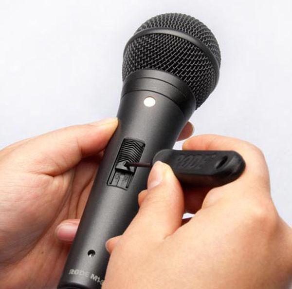Rode M1S dinamički mikrofon sa prekidačem