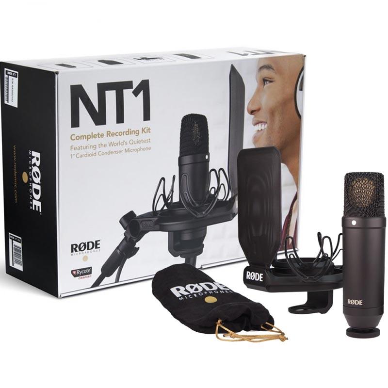 Rode NT1 KIT kondenzatorski mikrofon