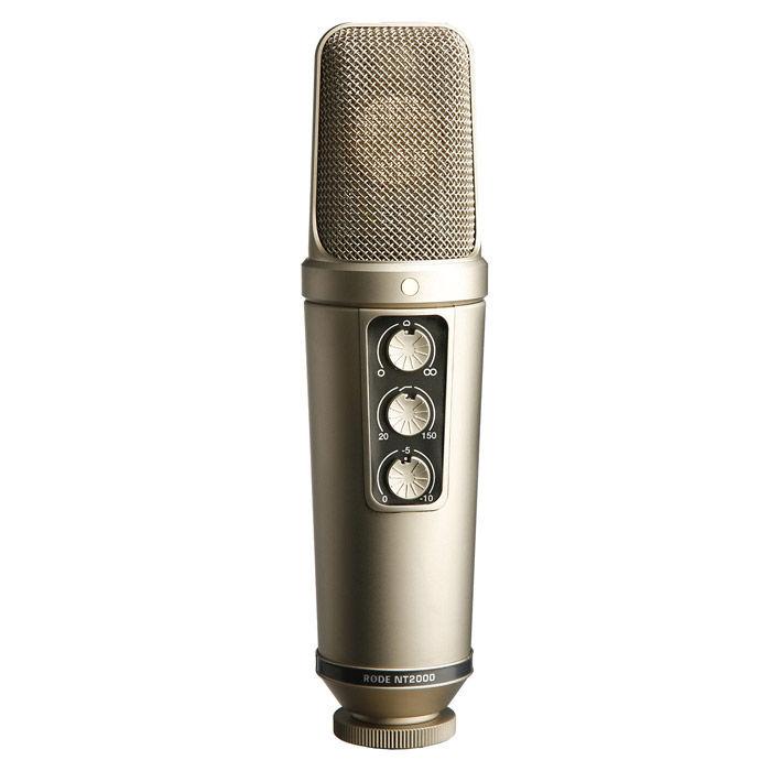 RODE NT2000 kondenzatorski mikrofon