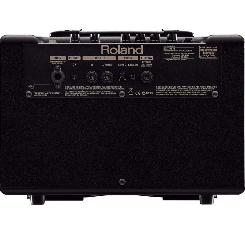 Roland AC-40 Acoustic Chorus pojačalo za akustičnu gitaru