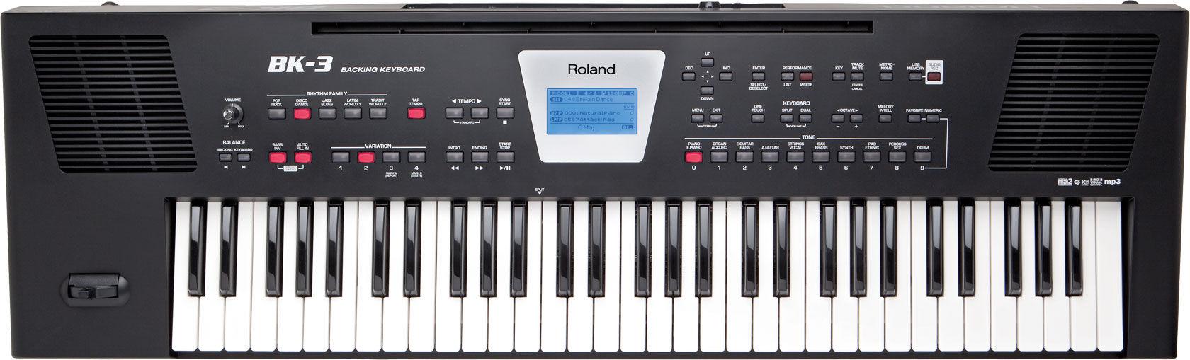 Roland BK-3 BK aranžer klavijatura