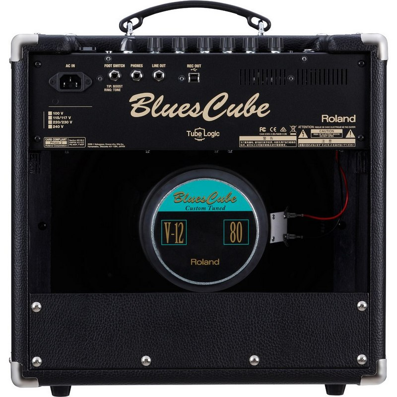 Roland Blues Cube Hot BK gitarsko pojačalo