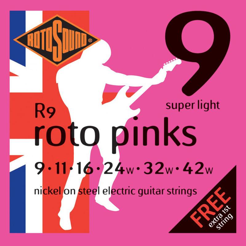 RotoSound R9 žice za električnu gitaru