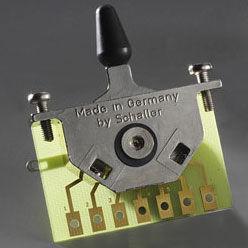 Schaller (103SF) tropoložajni switch – Fender tip