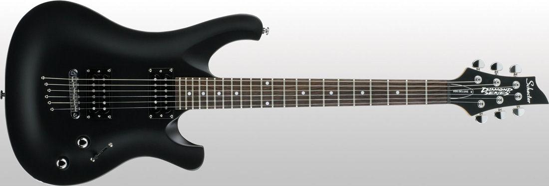 Schecter 006 Deluxe SBK električna gitara