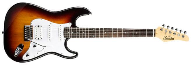 Schecter California Vintage VS-2 3TSB električna gitara