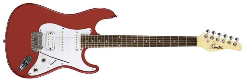 Schecter California Vintage VS-2 Hot Rod Red H/S/S električna gitara