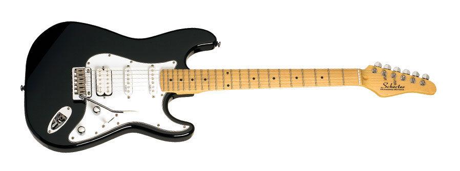 Schecter California Vintage VS2 Gloss Black električna gitara