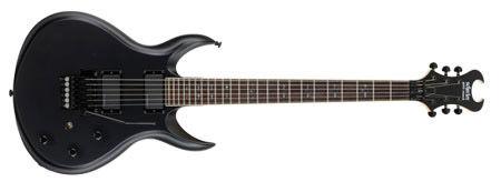 Schecter Devil-FR Satin Black električna gitara