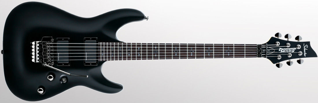 Schecter Diamond Demon FR  SBK električna gitara
