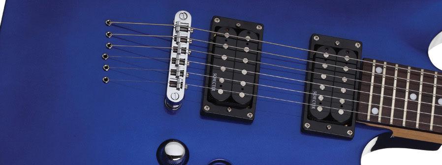 Schecter Diamond Omen-6 EB električna gitara
