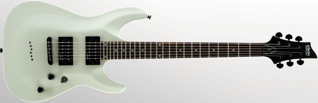 Schecter Diamond Omen-6 WHT električna gitara