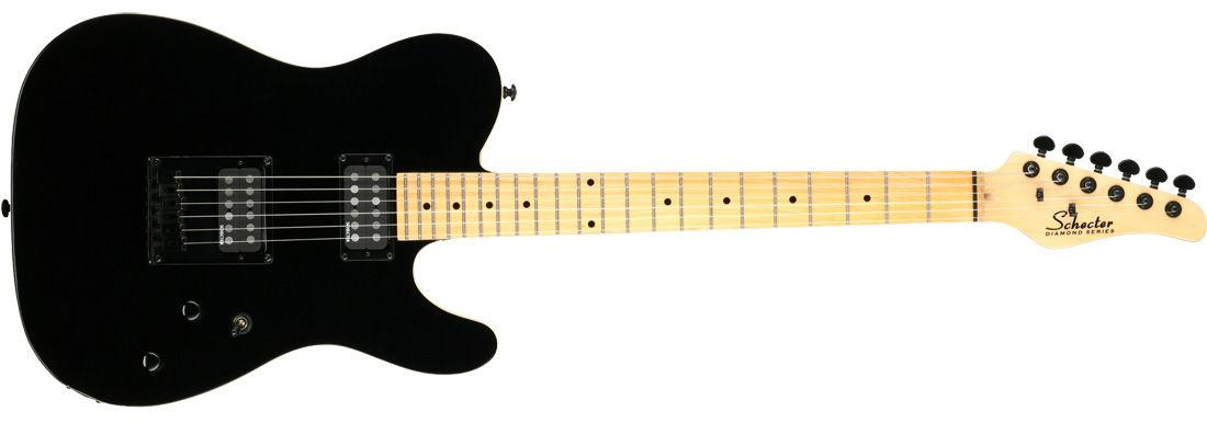Schecter Diamond PT Deluxe BLK električna gitara