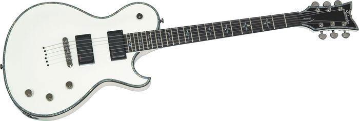 Schecter Hellraiser SOLO-6 WHT električna gitara