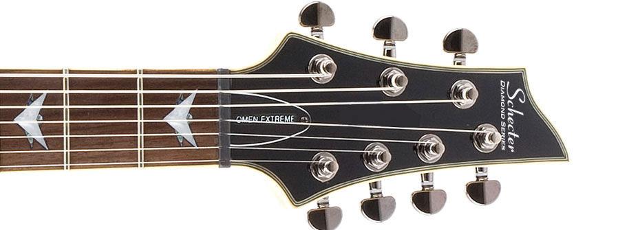 Schecter Omen Extreme 7 Black Cherry električna gitara