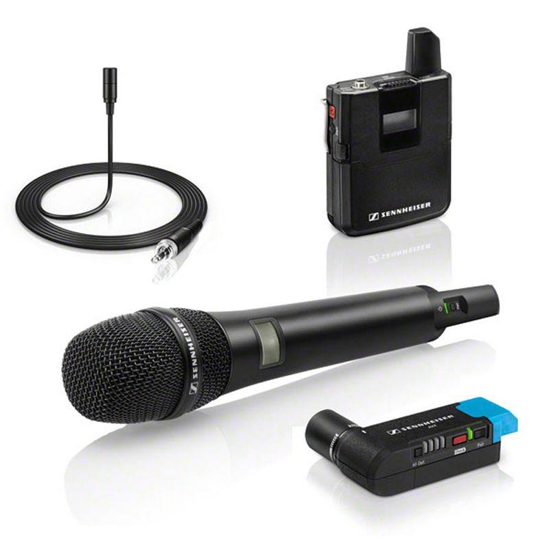 Sennheiser AVX-Combo SET digitalni bežični mikrofon za kameru