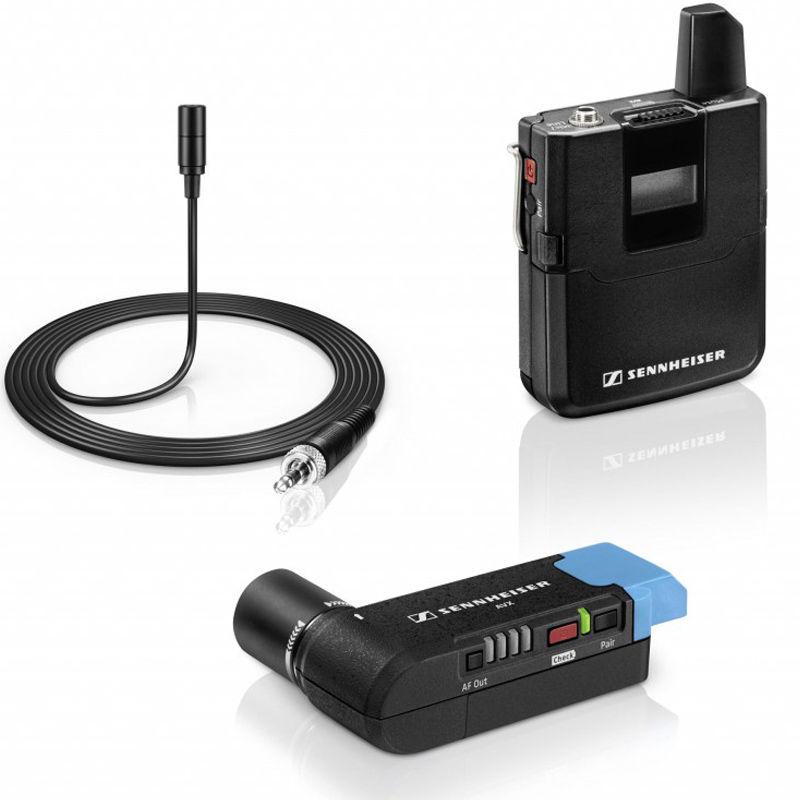 Sennheiser AVX-ME 2 SET digitalni bežični mikrofon za kameru
