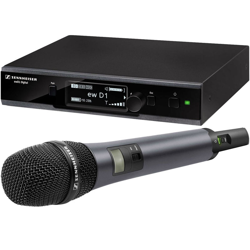 Sennheiser EW D1-835-S digitalni bežični mikrofon