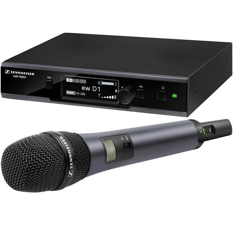 Sennheiser EW D1-845-S digitalni bežični mikrofon