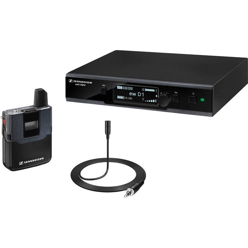 Sennheiser EW D1-ME 2 digitalni bežični mikrofon bubica