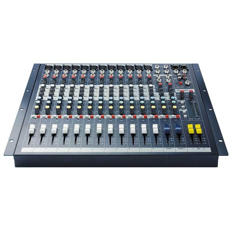 Soundcraft EPM12 mikseta