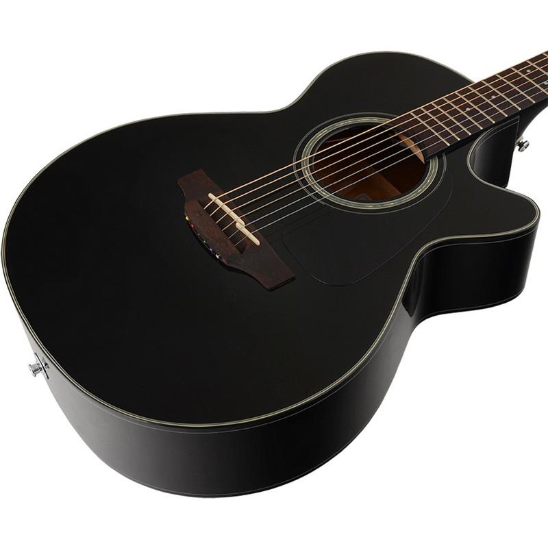 Takamine GF30CE-BLK akustična gitara sa ozvukom